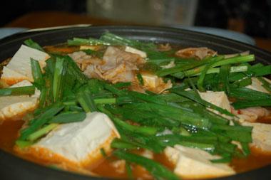 Kimchinabe